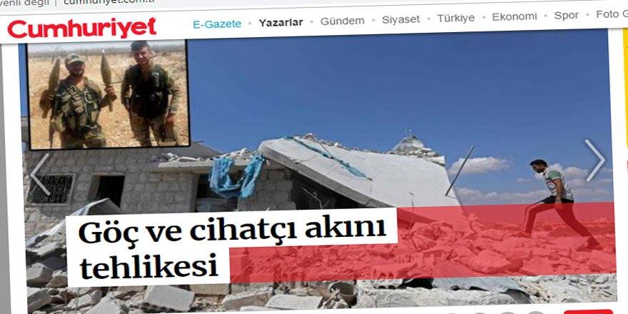 Sol ve Kemalist Cumhuriyet Her Zamanki Gibi Esed Diktatörünün Yanında