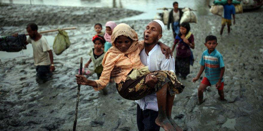 Myanmar Arakan'daki Vahşetin Soruşturulmasını Engelliyor