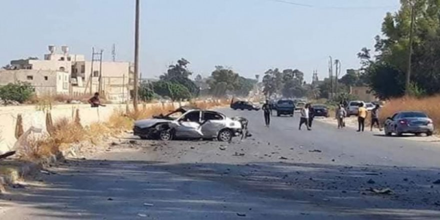 BAE'ye Ait İHA'lar Libya'da Sivilleri Vurdu