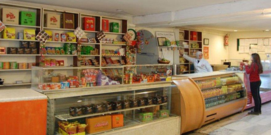 """Okul Kantinlerinde Sadece """"Okul Gıdası"""" Logolu Ürünler Satılacak"""