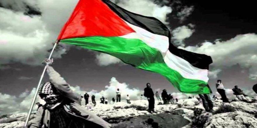 ABD Filistin'i 'Ülkeler ve Bölgeler' Listesinden Çıkarmış