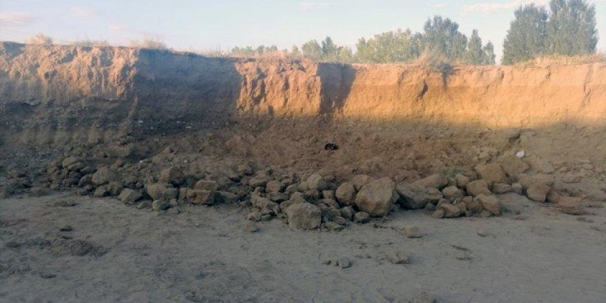 Konya'da Toprak Kayması: 2 Çocuk Öldü, 2 Çocuk Yaralandı