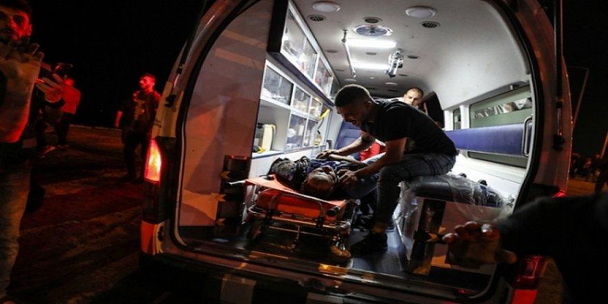 İsrail'in Gazze'ye Düzenlediği Saldırıda Şehit Sayısı 3'e Çıktı