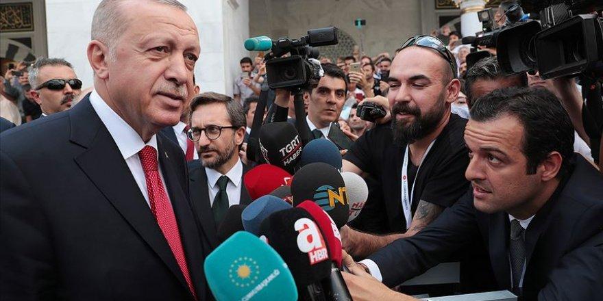 Cumhurbaşkanı Erdoğan: İdlib'le İlgili Gelişmeler İstediğimiz Noktada Değil