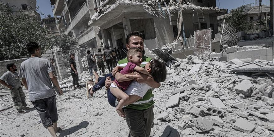 Katil Esed Rejimi İdlib'de Ateşkes İlan Etti