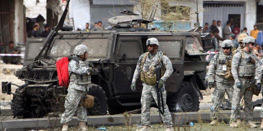 Afganistan'da Bir ABD Askeri Öldü