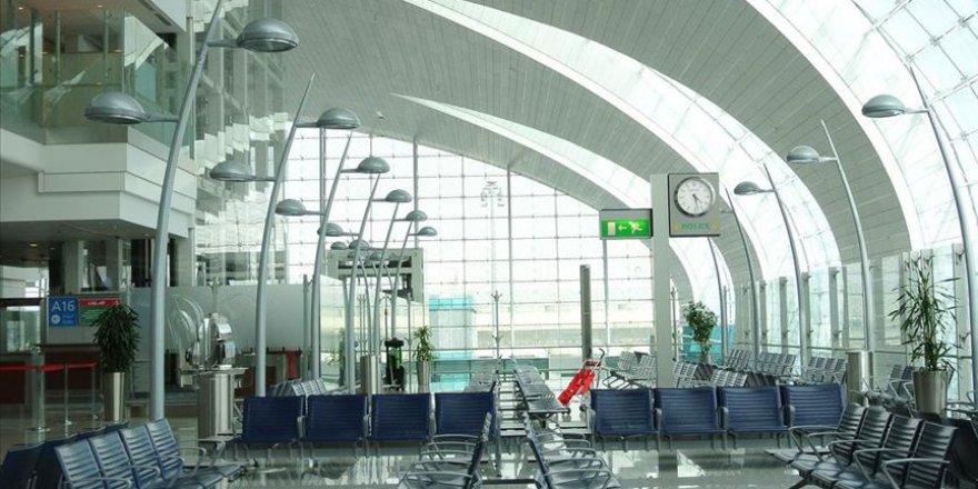 Dubai Havalimanı'nda Çalışmalar Ekonomik Kriz Nedeniyle Durduruldu