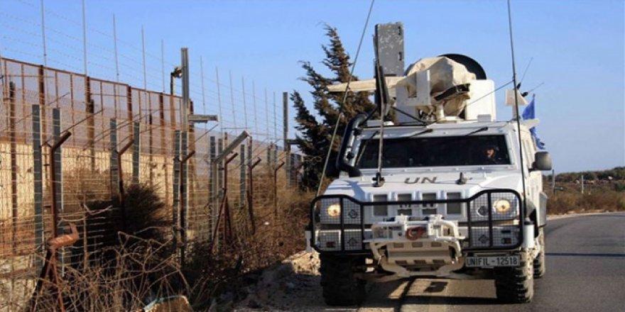 Lübnan'da UNIFIL Merkezine İsrail'e Ait Bomba Parçası Düştü