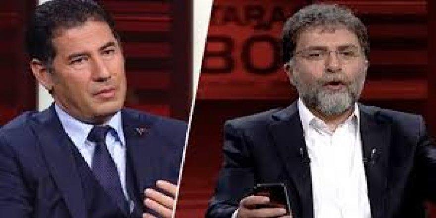 Ha Gayret Ahmet Hakan, Sinan Ogan'laşmaya Az Kaldı!