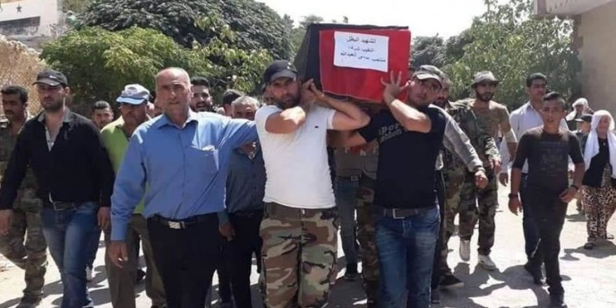 Katil Esed Rejimi Kan Kaybetmeye Devam Ediyor!