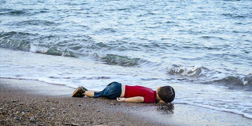 Akdeniz Yüzlerce Aylan Bebeğe Mezar Oldu