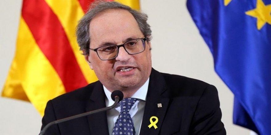 Katalonya Hükümet Başkanı Emre İtaatsizlikten Yargılanacak
