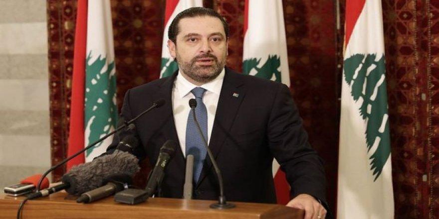 Lübnan Başbakanı Hariri İstifa Etti