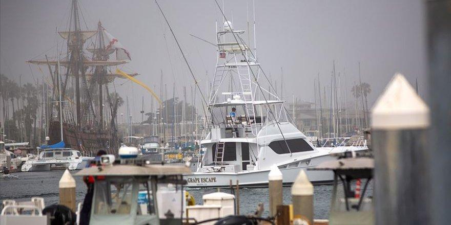Kaliforniya'daki Tekne Yangınında 25 Kişi Hayatını Kaybetti
