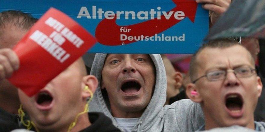 Almanya'da Aşırı Sağcı AfD'nin Yükselişi Sürüyor