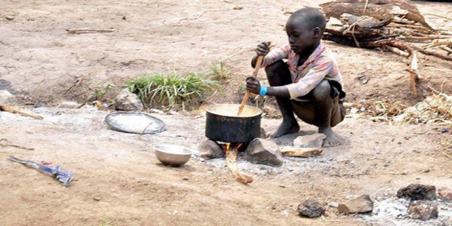 Doğu Afrika'daki Gıda Krizi Büyüyor