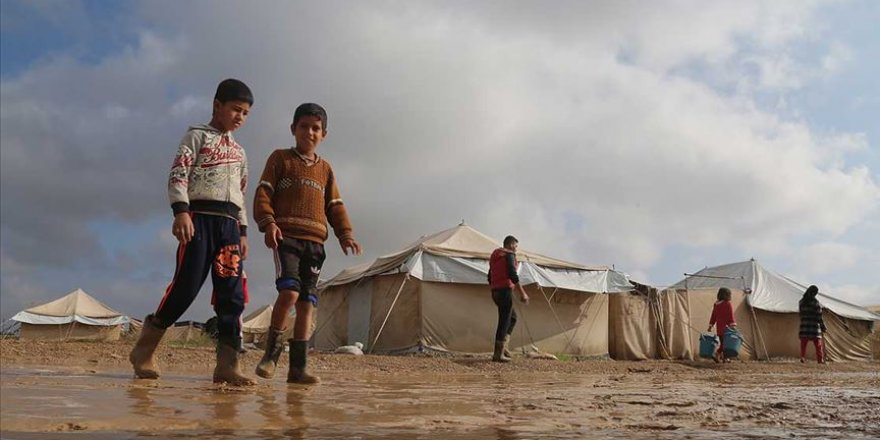 'Iraklı Göçmenler Kamplardan Zorla Gönderiliyor'