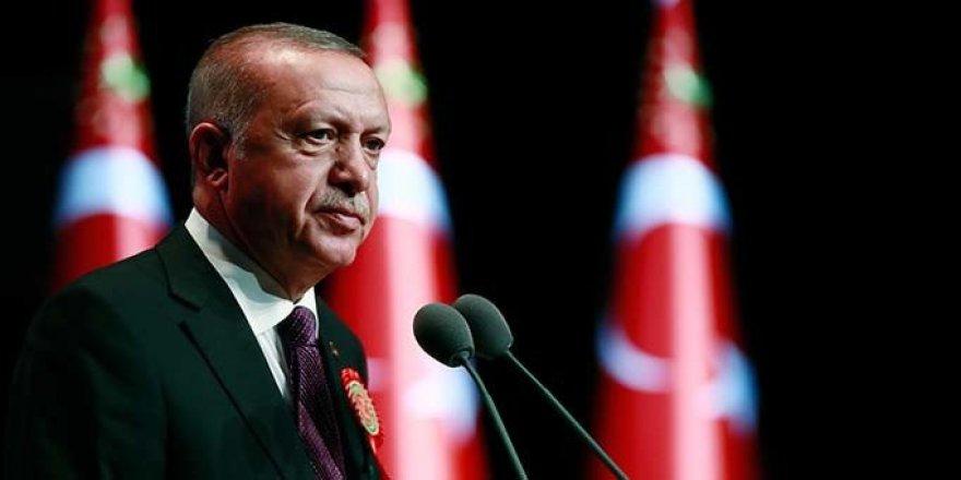Erdoğan'dan Batıya 'Güvenli Bölge' Resti