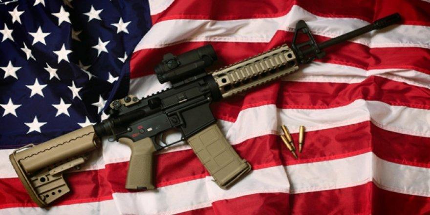 ABD'de silahlı şiddet olayları 2021'de arttı