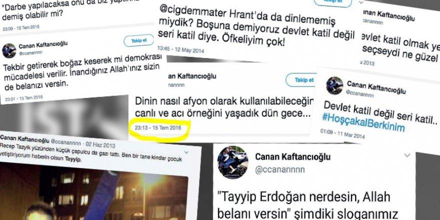 CHP İstanbul İl Başkanı Canan Kaftancıoğlu'na 9 yıl 8 Ay Hapis Cezası Verildi