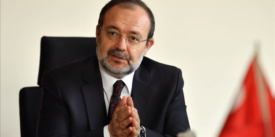 Prof. Dr. Mehmet Görmez'den Diyarbakır Annelerine Destek