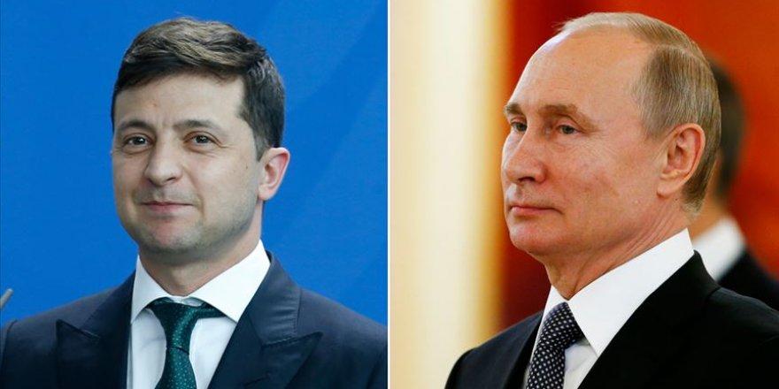 Esir Değişimi Sonrası Putin ile Zelenskiy Görüştü