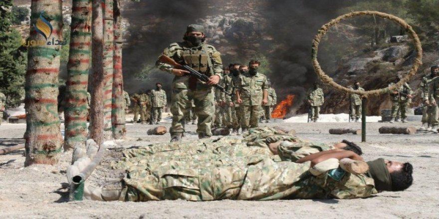 Şahinler Ordusu Eğitimlerini Tamamladı