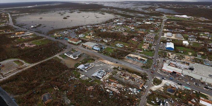 Bahamalar'da Dorian Kasırgası'nda Ölenlerin Sayısı 50'yi Aştı
