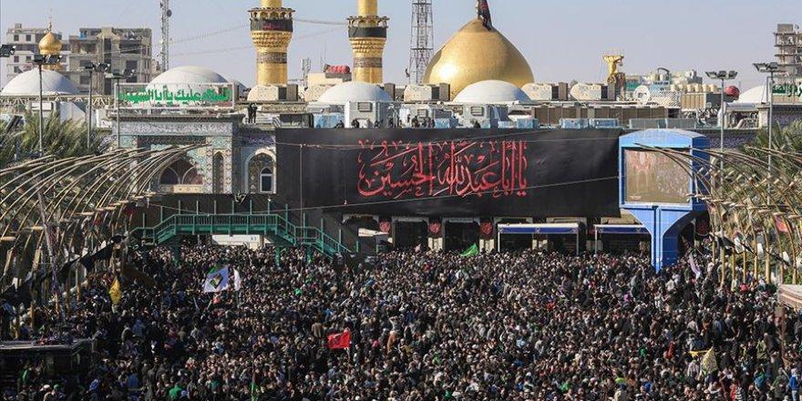 Irak'ta Aşure Merasiminde İzdiham: 31 Ölü
