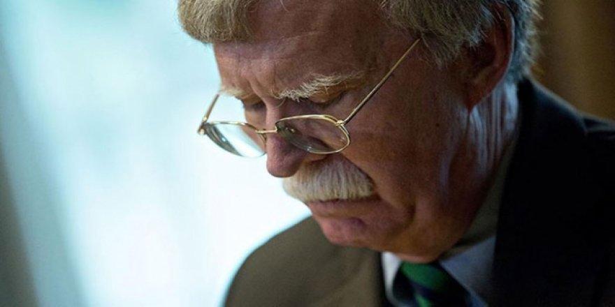ABD'de Bolton'ın Görevden Alınmasında 'İran' İddiası