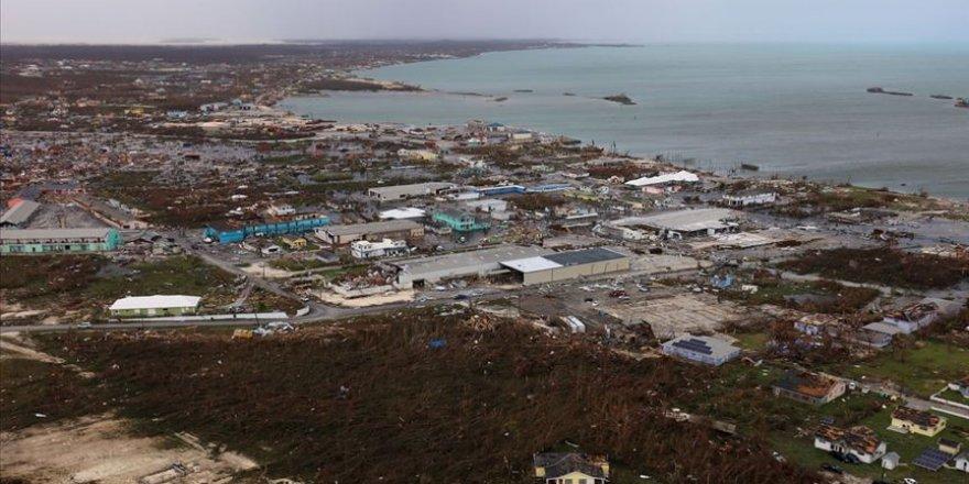 Dorian Kasırgasının Vurduğu Bahamalar'da Bin 300 Kişi Hala Kayıp