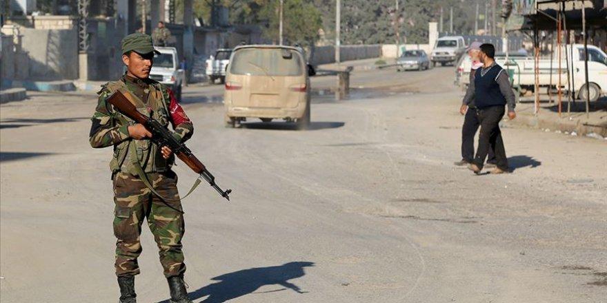 Afrin'de Bombalı Saldırı: 13 Sivil Yaralandı