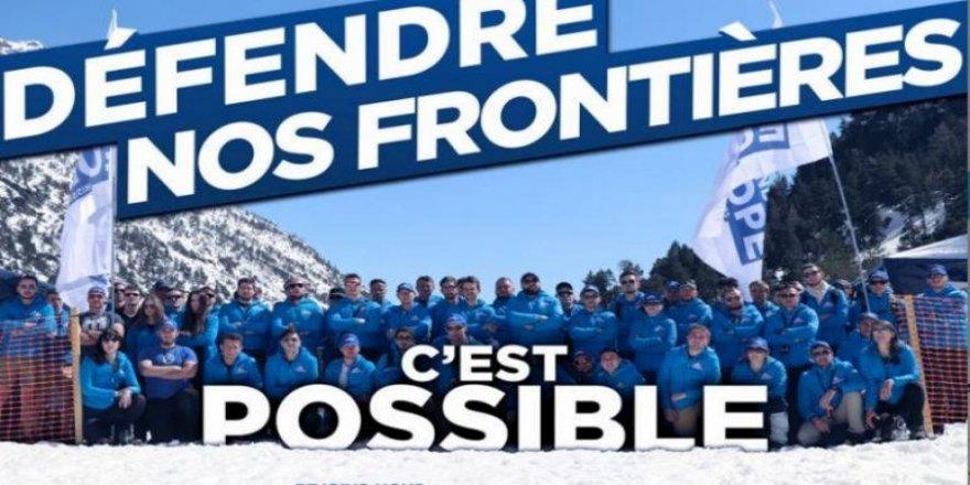 Fransa'da Helikopterle Göçmen 'Avlayan' Aşırı Sağcı Grup Üyelerine Hapis Cezası
