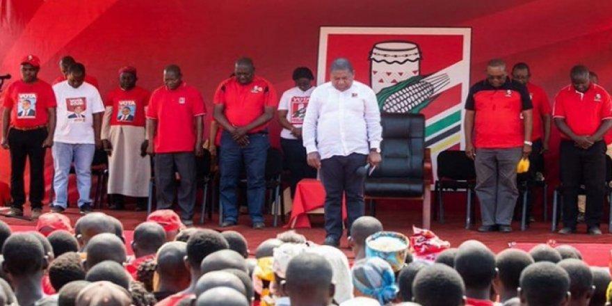 Mozambik'te Mitingde İzdiham: 10 Ölü