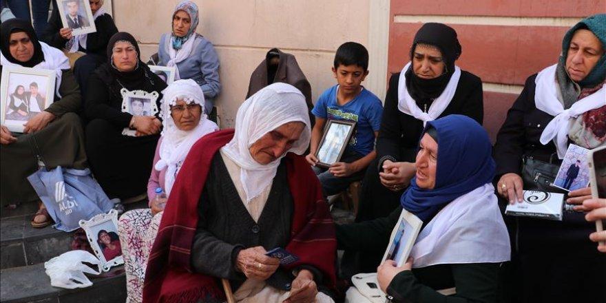 Diyarbakır Annelerinden HDP Diyarbakır İl Başkanlığı Hakkında Suç Duyurusu