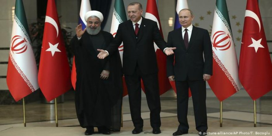 Türkiye, İran ve Rusya Yarın İdlib'i Konuşacak
