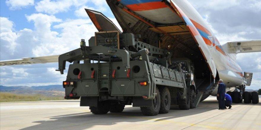 S-400 Sevkiyatının Ikinci Grubu Tamamlandı