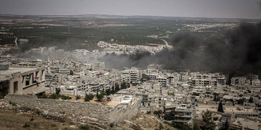 Esed Rejimi İdlib'i Yine Vurdu: 1 Ölü