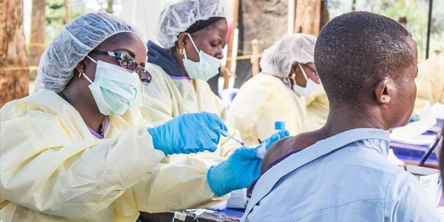 KDC'de Bir Buçuk Ayda Eboladan Bin 984 Kişi Hayatını Kaybetti