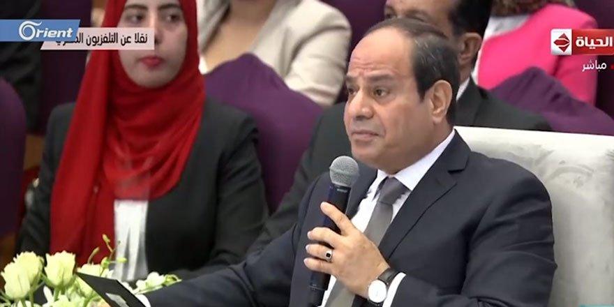 Mısır Diktatörü Sisi İdlib'deki Direnişçileri 'Dünyayı Tehdit Eden Teröristler' Olarak İtham Etti!