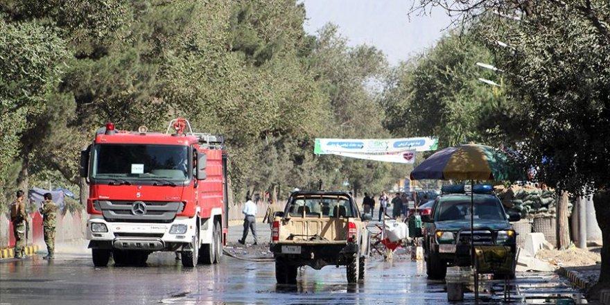 Kabil'de Bombalı Saldırı: 22 Ölü