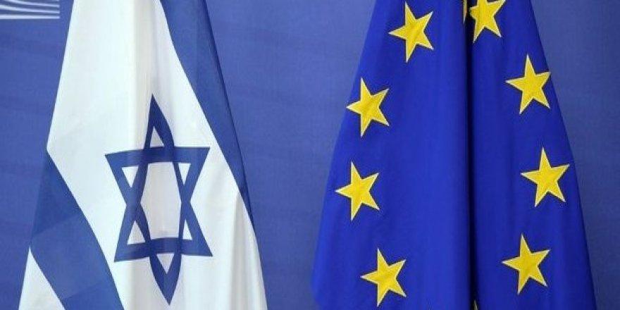 AB'den İşgalci İsrail'e Uyarı