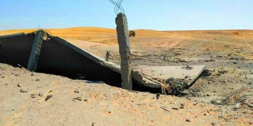 Ebu Kemal'de İran Destekli 10 Militan Öldürüldü