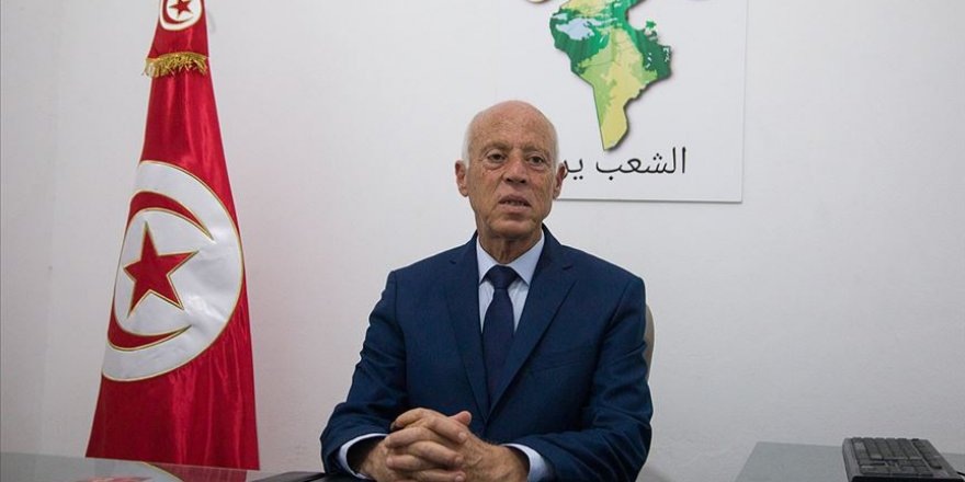 Tunus Cumhurbaşkanı Adayı Said'den 'İttifak Olmayacak' Açıklaması