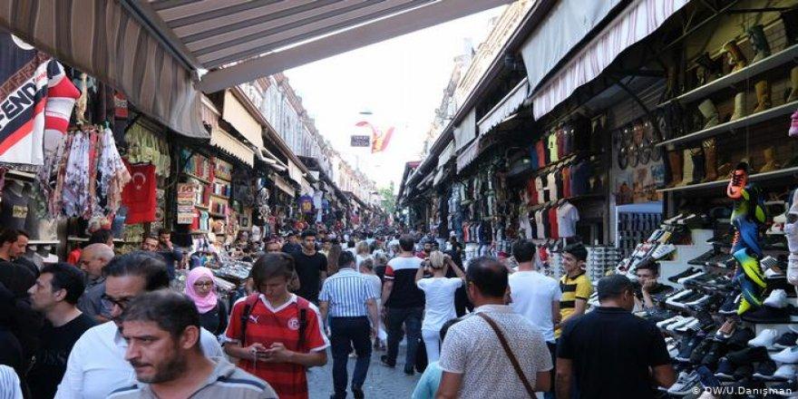 Türkiye'de Gelir Dağılımında Makas Açılıyor