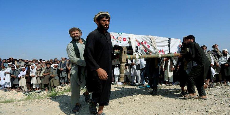ABD Afganistan'daki İHA Saldırısında 30'dan Fazla Sivili Katletti