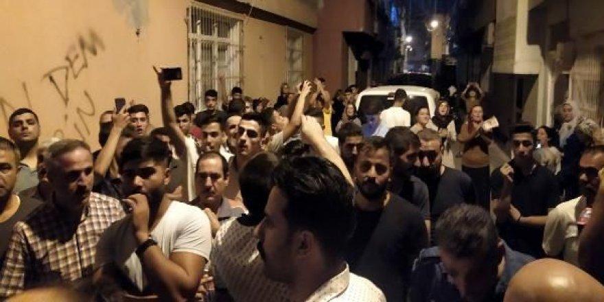 Adana'da Suriyelilere Karşı Linç Girişimi