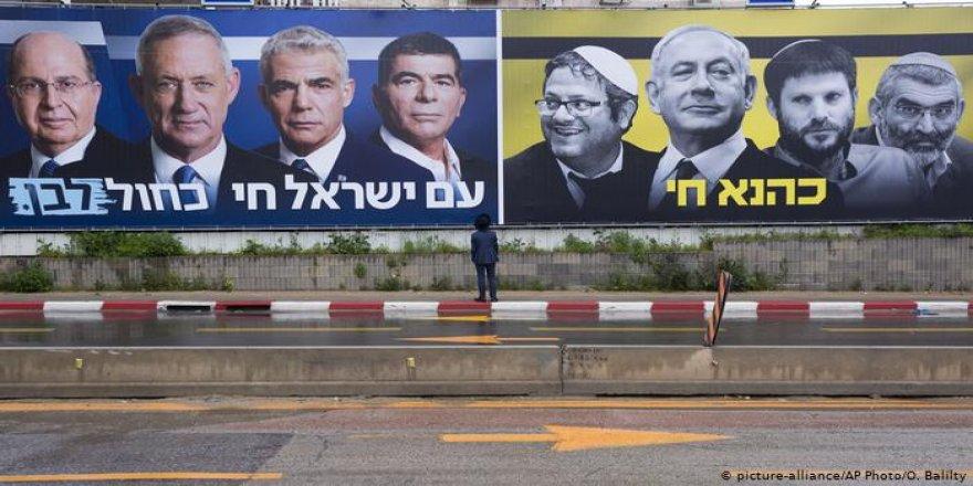 Söz Konusu Filistinlilerin Hakları Olunca Siyonist İsrail'de Sağ ile Sol Arasında Fark Kalmıyor