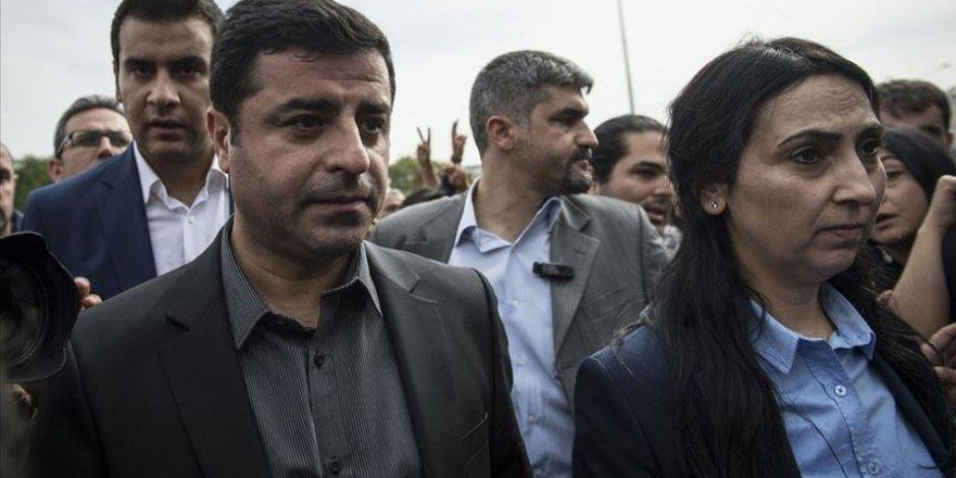 Demirtaş ve Yüksekdağ'a Tutuklama