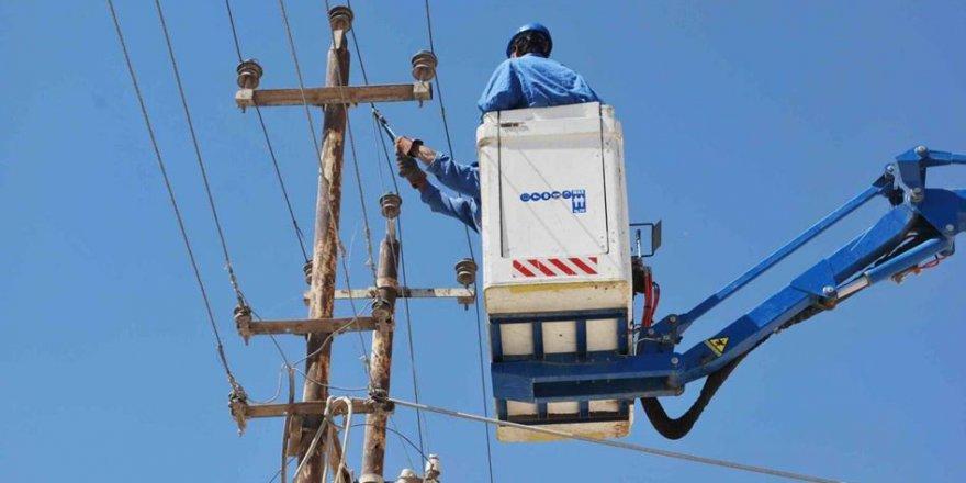 Siyonist İsrail Elektrik Şirketi Batı Yaka'nın Bazı Bölgelerinin Elektriğini Kesecek